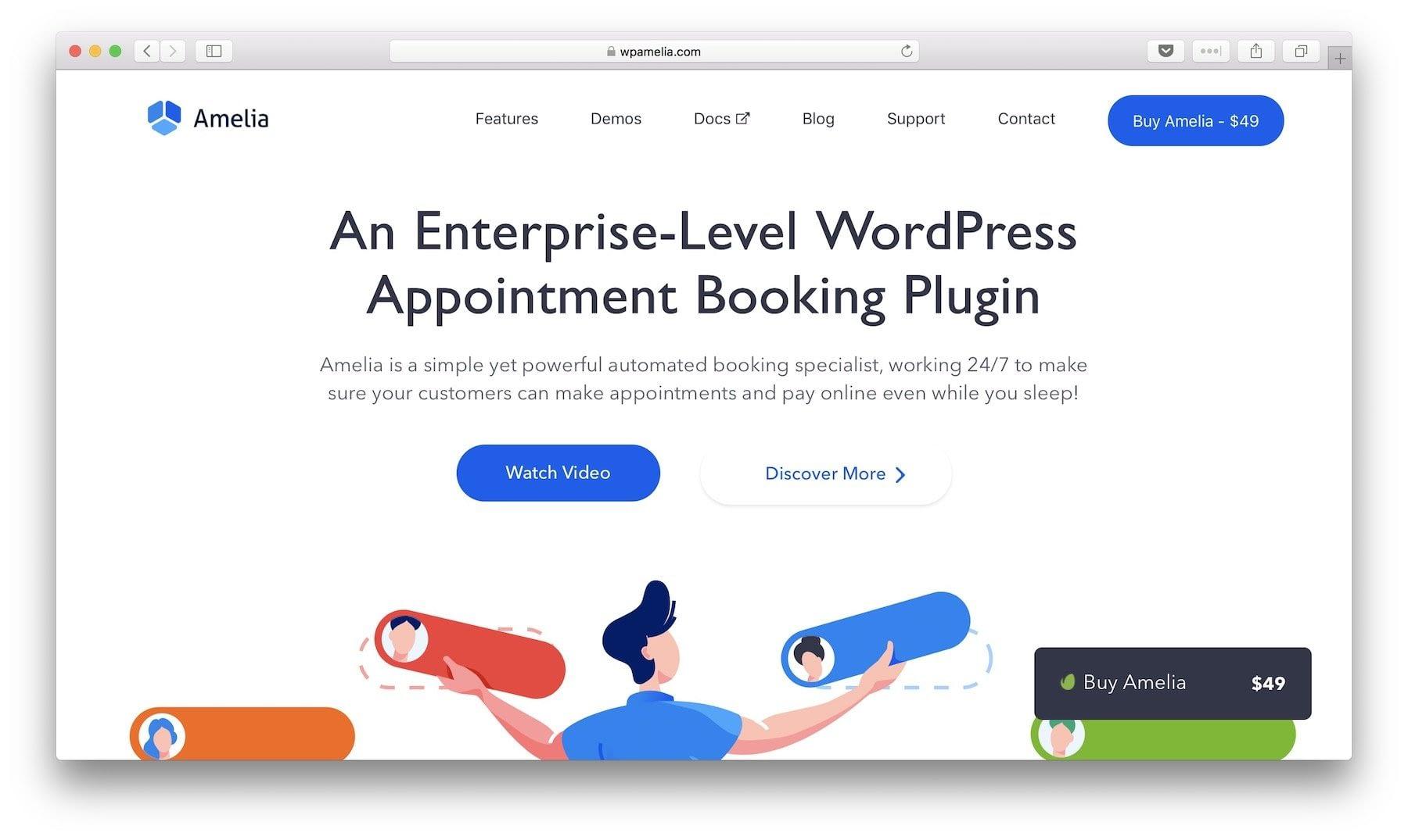 online booking plugins