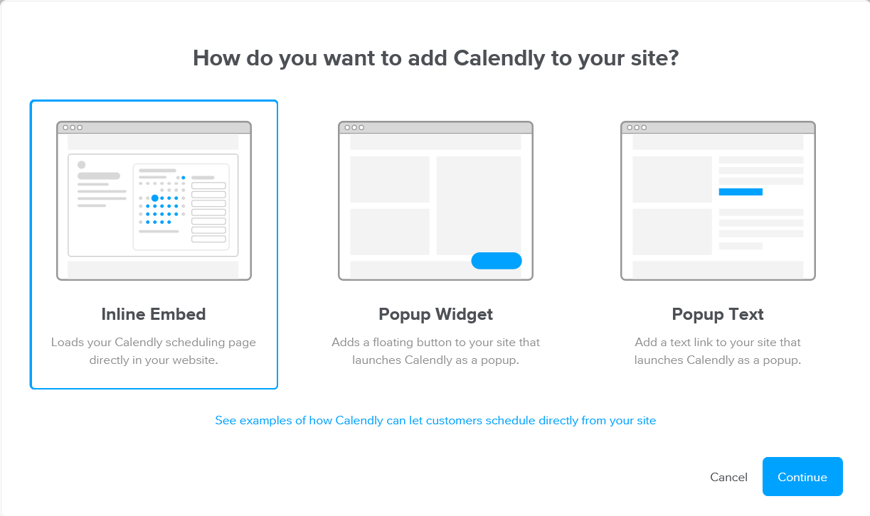 how to integrate calendly with elementor