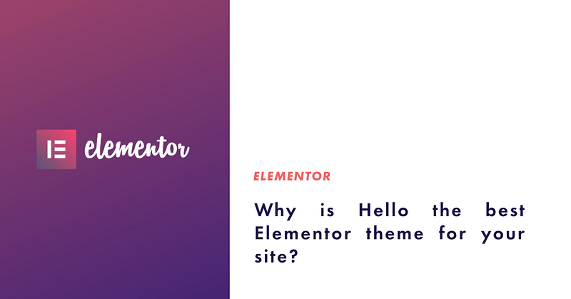 best elementor theme