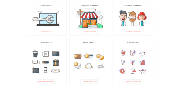 seo illustrations