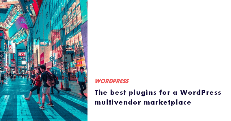 wordpress multivendor marketplace